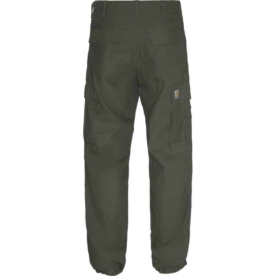 REGULAR CARGO PANT-I015875 - Cargo Pants - Bukser - Regular - MOOR RINSED - 2